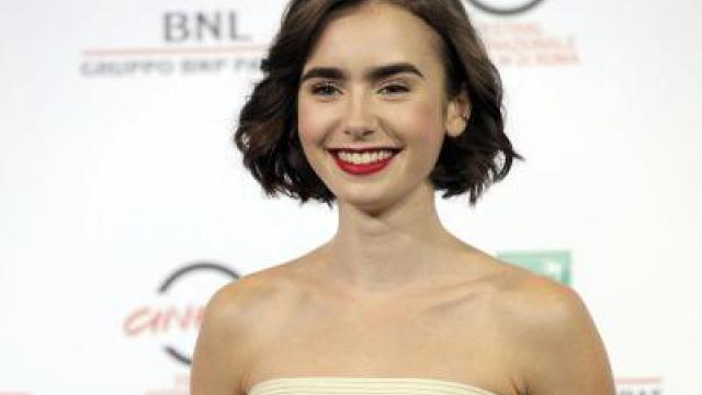 Lily Collins als Magersüchtige in «To the Bone»