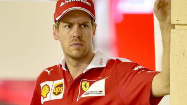 Am Limit: Ferraris Motorenproblem - Vettel: Nicht ideal
