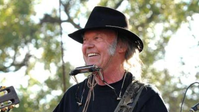 Neil Young und Red Hot Chili Peppers rocken in Roskilde