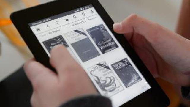 Amazon stellt neue Kindle-Generation vor