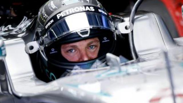 Rosberg fährt in China zur Pole Position