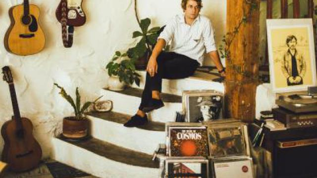 Jung-Dylan im Hipsterclub: Kevin Morby live