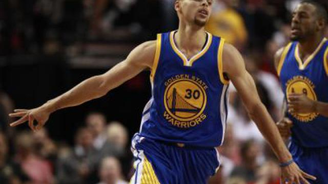 Dreier, Dribblings, Demut: Basketball-Revolutionär Curry
