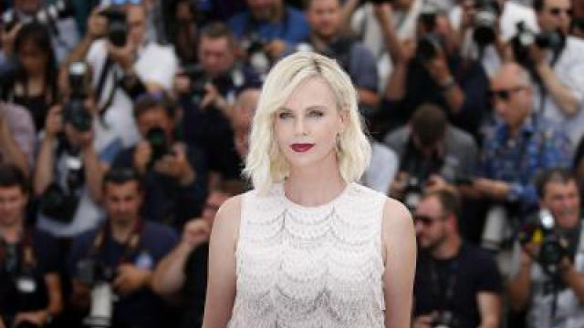 Sean Penn und Charlize Theron solo in Cannes