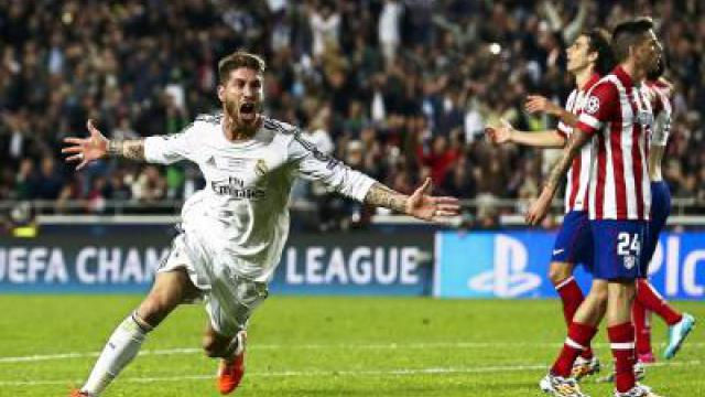 Real will 11. Titel, Atlético Revanche