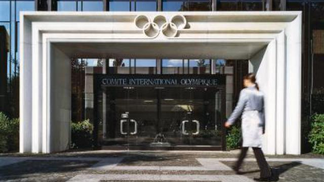 IOC-Spitze tagt in Lausanne: Im Fokus Doping in Russland