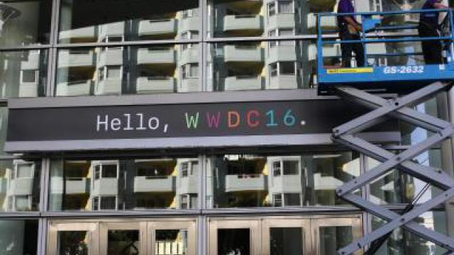 Apple-Entwicklerkonferenz WWDC startet in San Francisco