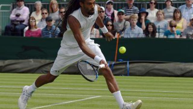 Brown und Becker in Wimbledon in zweiter Runde