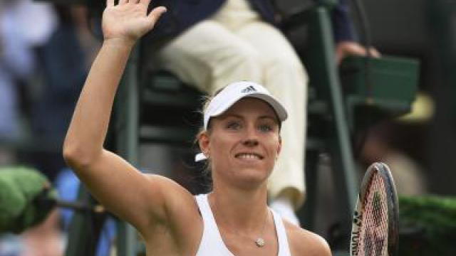 Damen-Tag in Wimbledon: Kerber & Co. hoffen