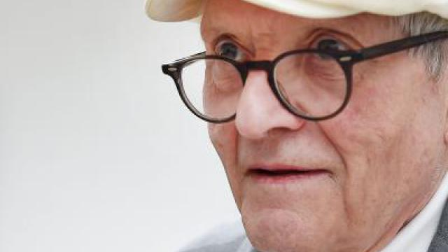 David Hockney: Neue Porträtserie in London