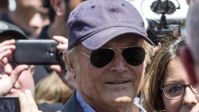 Terence Hill nimmt Abschied von Bud Spencer