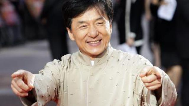 Jackie Chan vertont «The Nut Job 2»