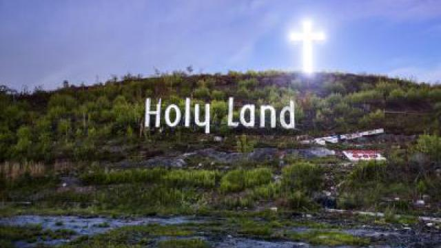 Holy Land statt Hollywood