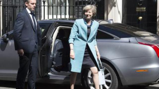 Theresa May: Was will die Neue in Downing Street?