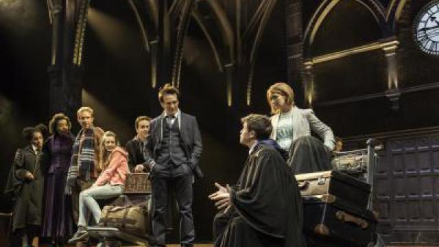 Harry Potter feiert Bühnenpremiere in London