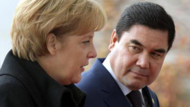 Human Rights Watch: Merkel soll Turkmenistan ermahnen
