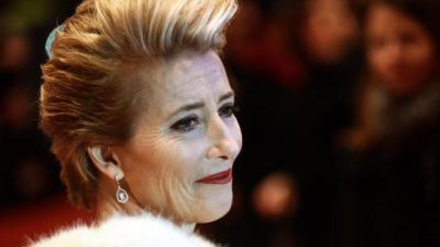 Emma Thompson verhandelt über «The Children Act»