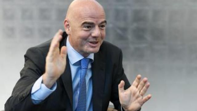 FIFA-Boss Infantino will WM mit 48 Teams