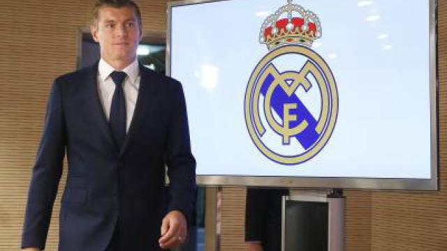 Toni Kroos erwägt Karriereende in Madrid
