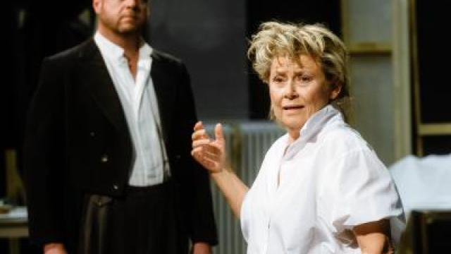 Gitte Haenning als Diva in Musical «Sunset Boulevard»