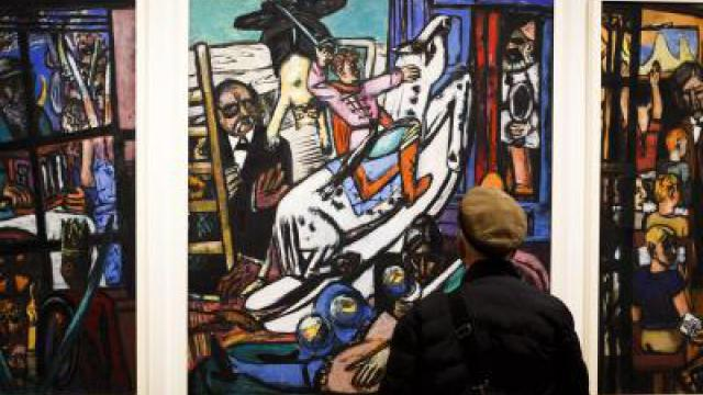 Max Beckmanns in New York