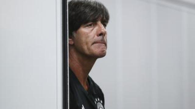 Rotation in Russland: Löw will