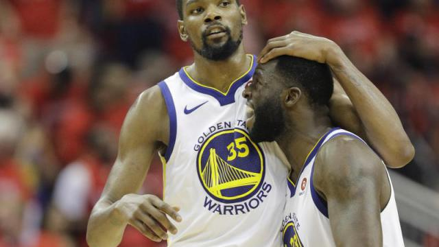 Golden State erreicht nach Sieg in Houston NBA-Finalserie