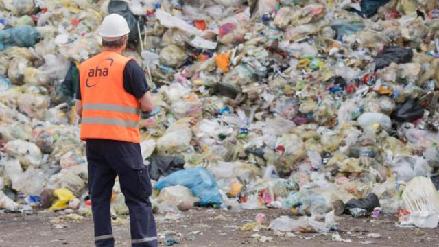 Mehr Abfall, aber auch mehr Recycling