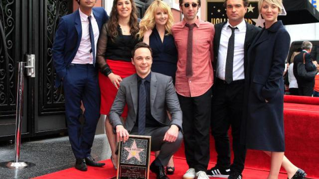 """The Big Bang Theory"" endet mit zwölfter Staffel"