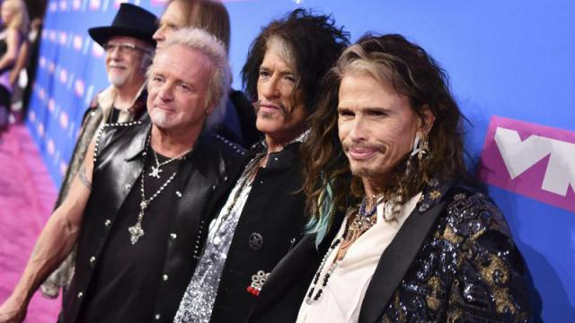 Steven Tyler verärgert: Aerosmith-Songs bei Trump-Events
