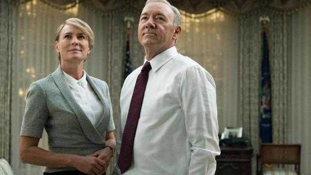 """House of Cards"": So endet Frank Underwood"