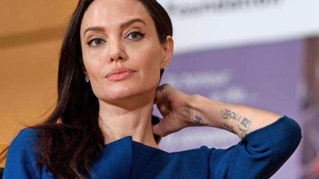 "Hauptrolle für Angelina Jolie in Rachethriller ""The Kept"""