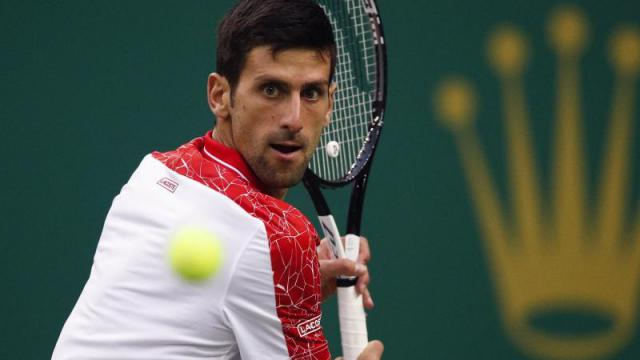 Djokovic gewinnt Tennis-Turnier in Shanghai