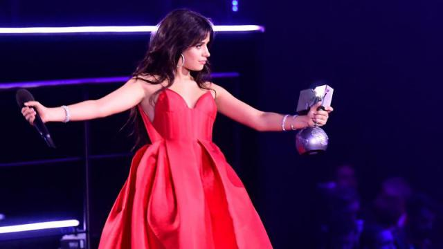 Camila Cabello triumphiert bei MTV Europe Music Awards