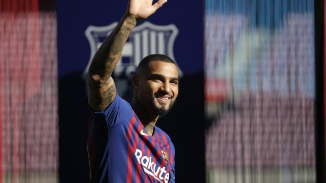 """Kevin-Prince Boateng: In Barcelona wird """"großer Traum wahr"""""""