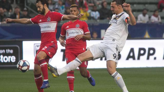 Los Angeles Galaxy – Chicago Fire