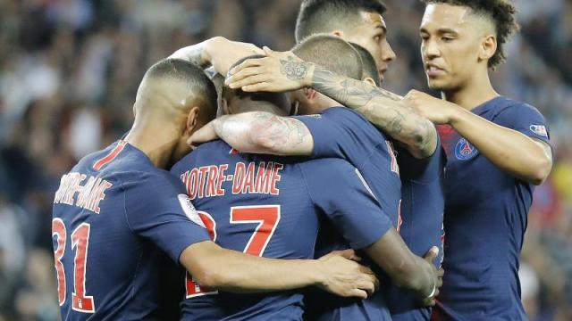 Paris Saint-Germain – AS Monaco