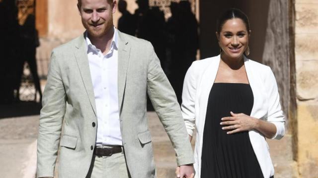 Harry & Meghan