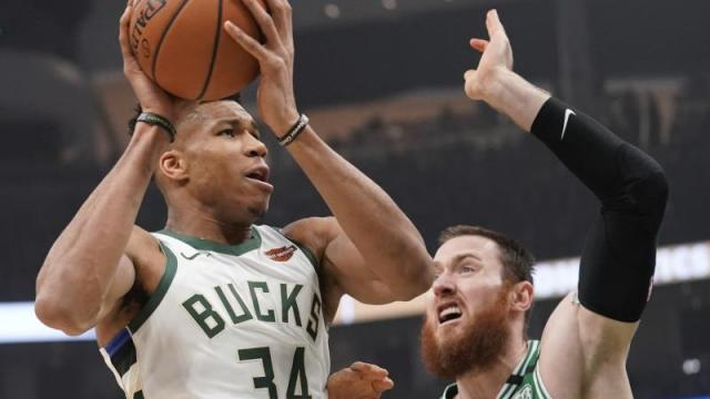 Milwaukee Bucks – Boston Celtics