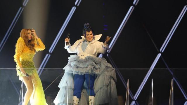 ESC – Dana International + Netta