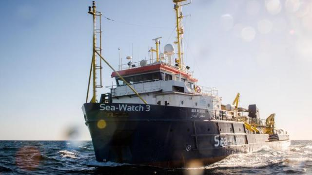 "Schiff ""Sea-Watch 3"""