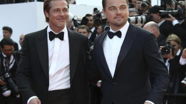 Filmfestspiele in Cannes – Pitt + DiCaprio