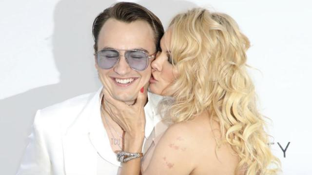 Pamlea Anderson + Brandon Thomas Lee