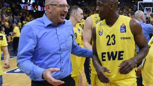 EWE Baskets Oldenburg – Telekom Baskets Bonn