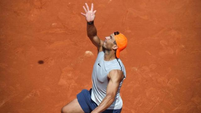 French Open – Training