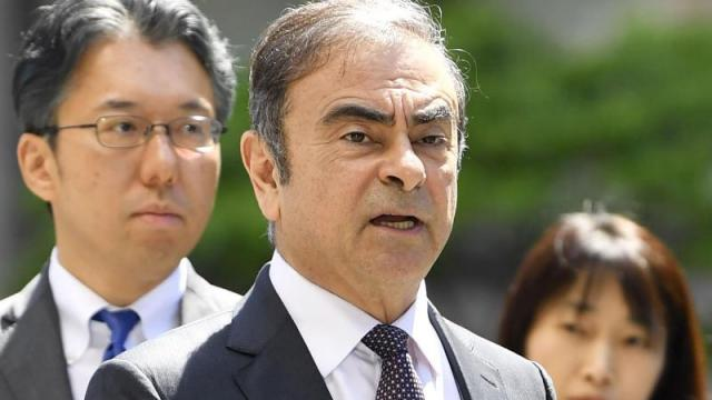 Ex-Topmanager Ghosn