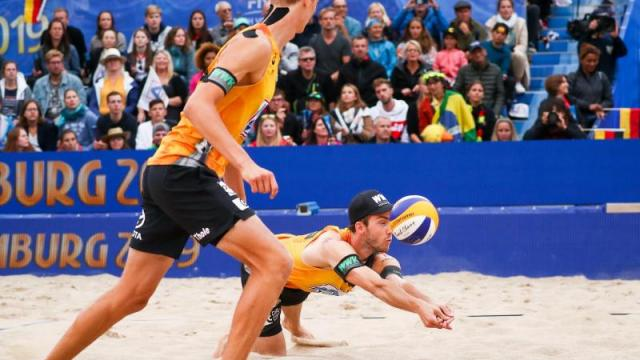 Beachvolleyball-WM